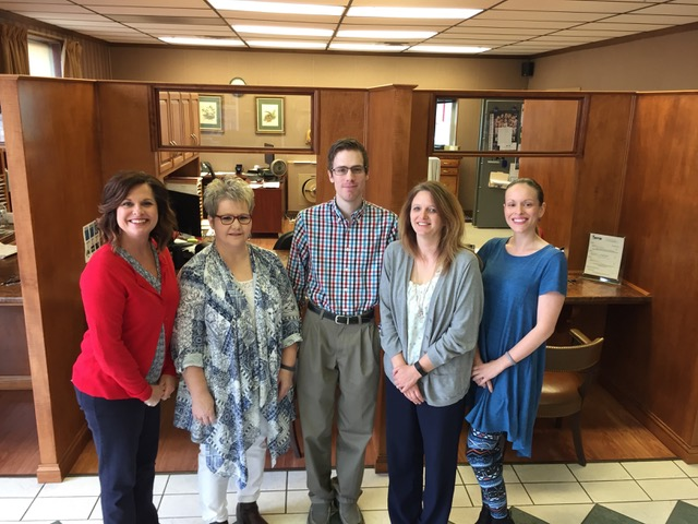 Customer Service - Christina Rothe, Ali Shoulders, Kim S. Reeves, Jeremy Sandlin, Tammy Steele